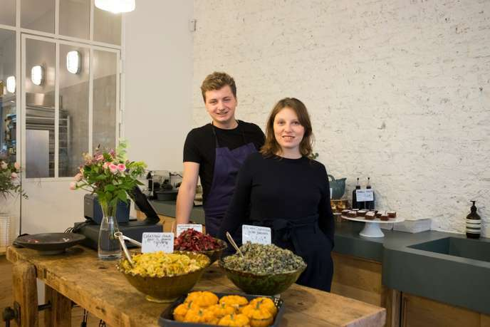 Tomato & Co et Elsa & Justin à l'honneur de Le Monde