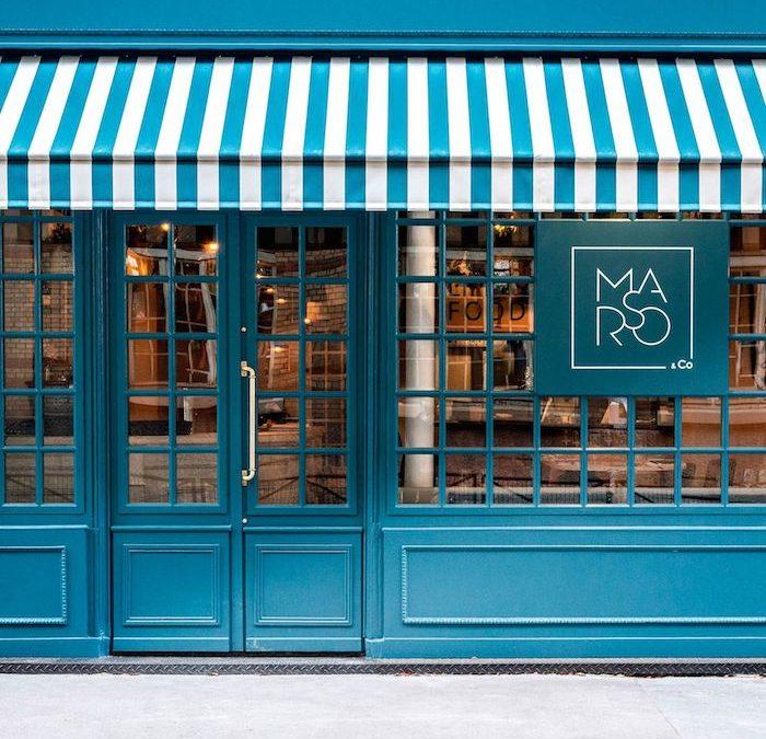 Tomy GOUSSET à la tête de son troisième restaurant, Marso & Co.
